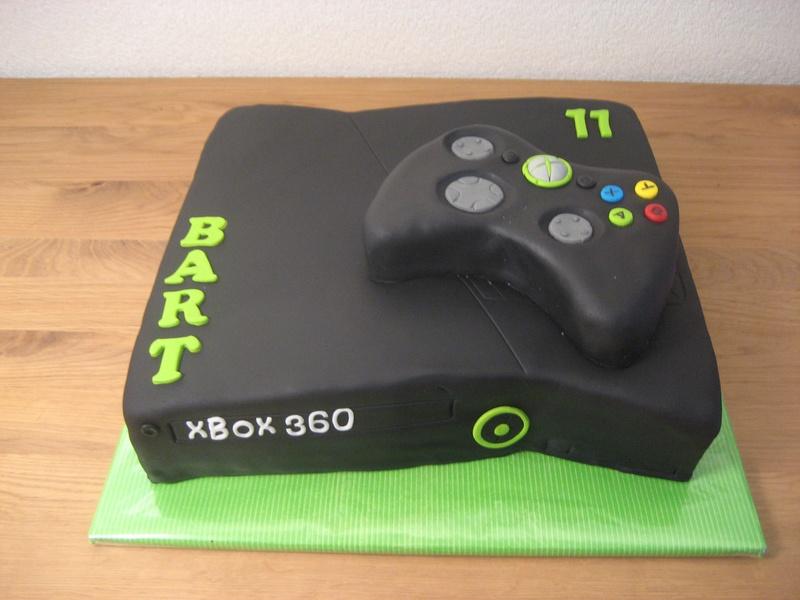 black xbox cakes - photo #19